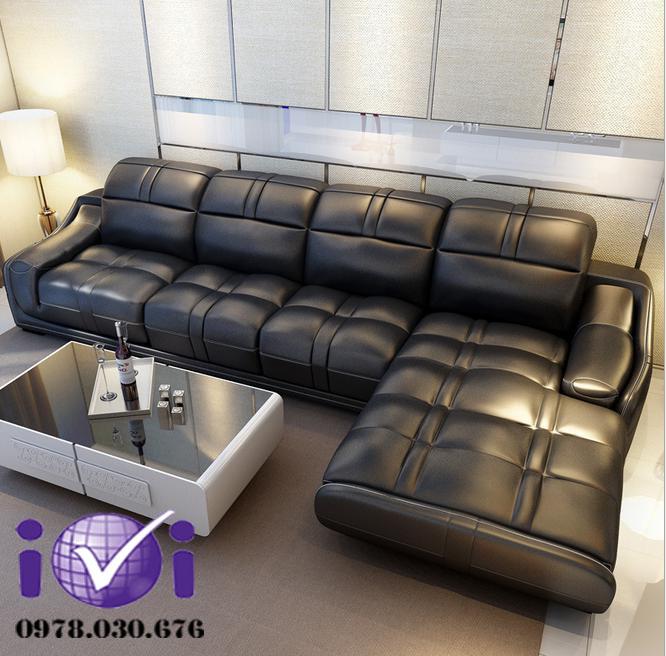 Nên mua sofa gia đình loại nào cho không gian phòng khách