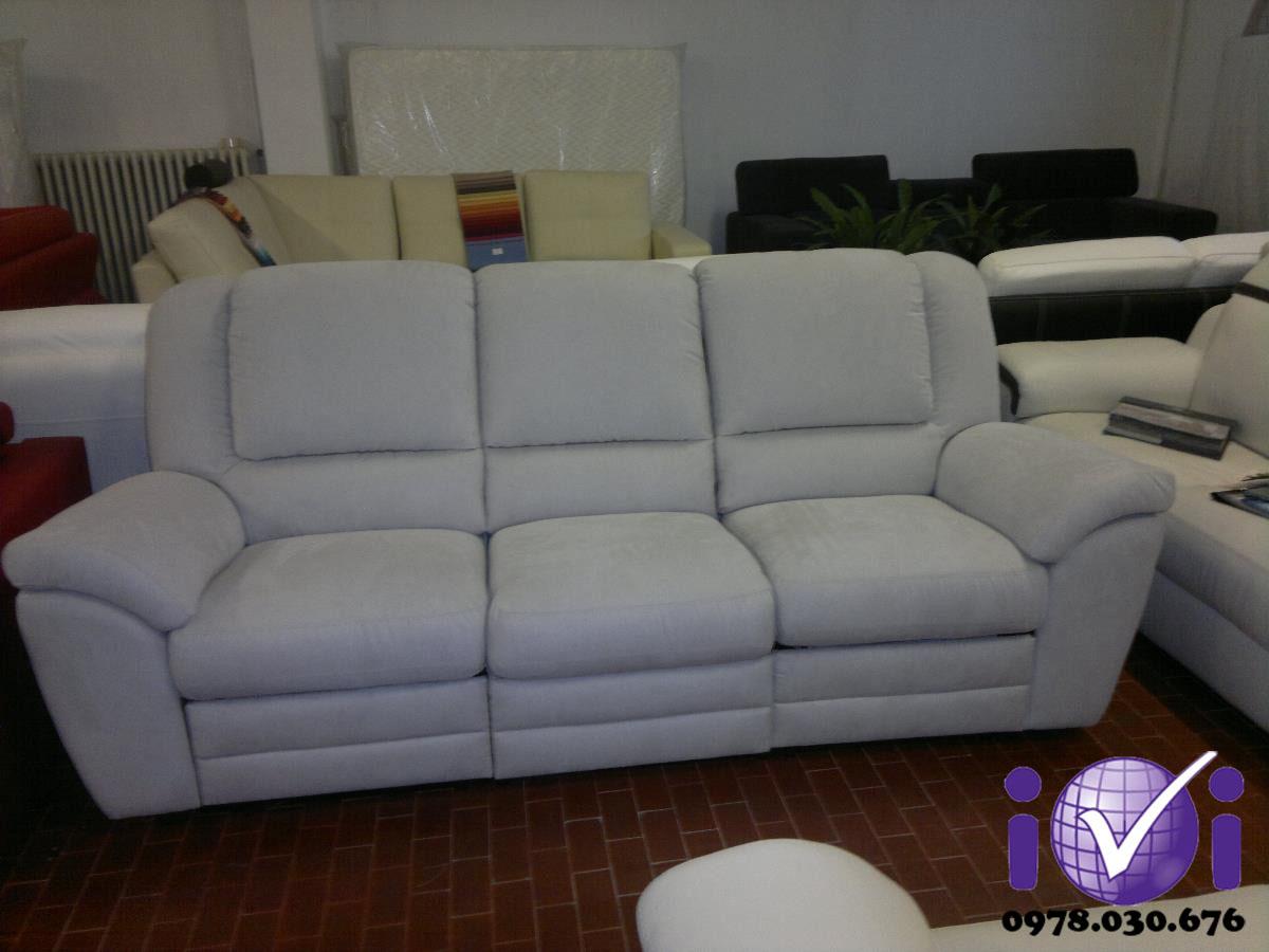 Mẫu sofa nỉ giá rẻ