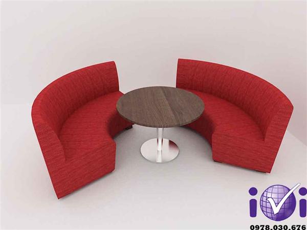 Đặc điểm của sofa cafe vải